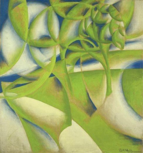Espansione di primavera (Giacomo Balla, 1918, Museo del 900, Milano)