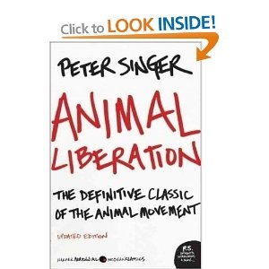 Animal Liberation-- cited as starting the animal rights movement