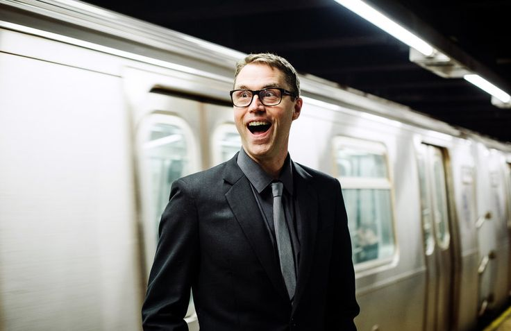 """Deke Sharon discusses his work on """"In Transit,"""" an a cappella musical about the intertwining lives of New Yorkers."""