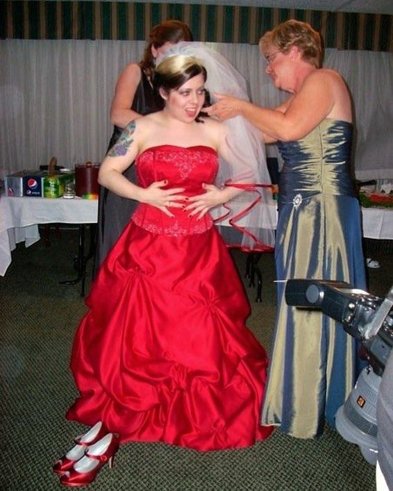 78c0f60899e9e1e08c40cea2dd25c837 Best Of Kat Von D Red Wedding Dress @bookmarkpages.info
