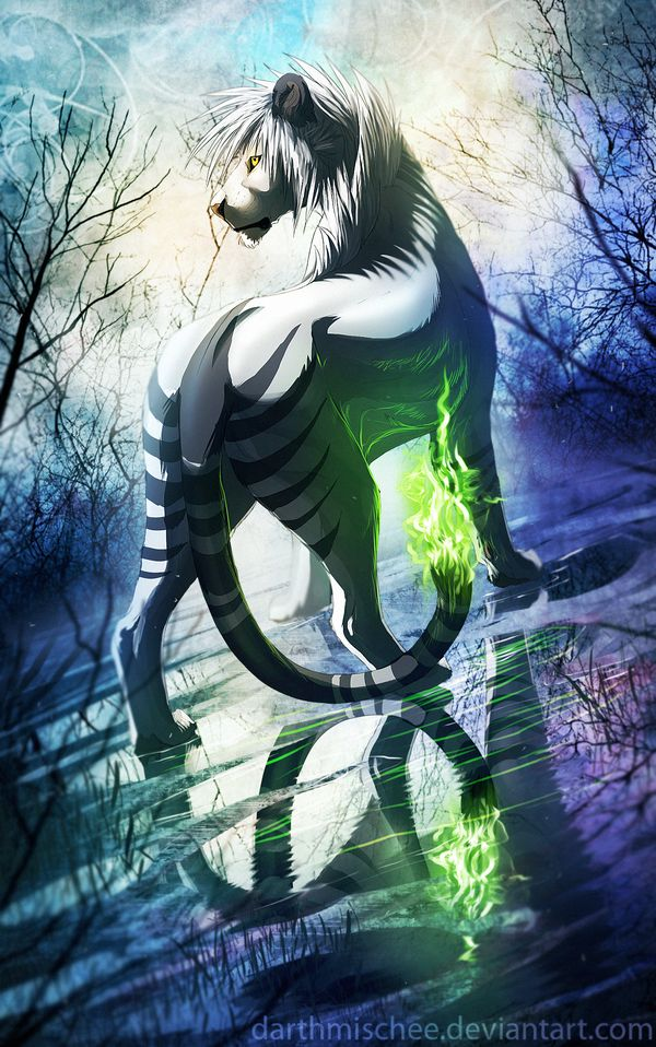 Icy look by Whiluna.deviantart.com on @deviantART
