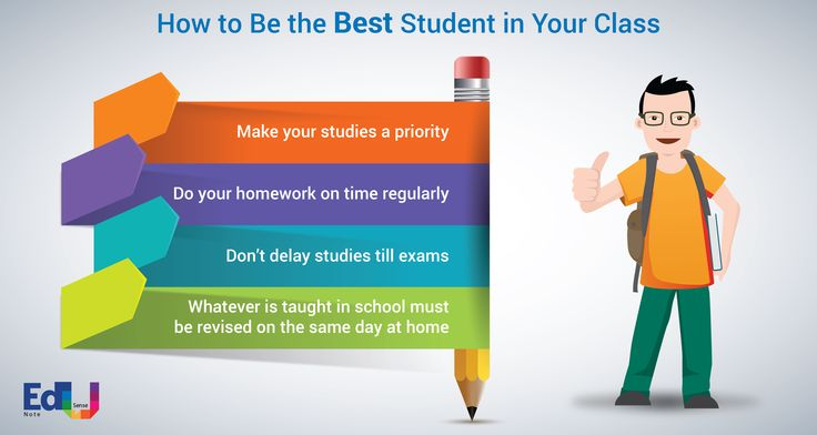 How to be the best student in your class #EdusenseNote
