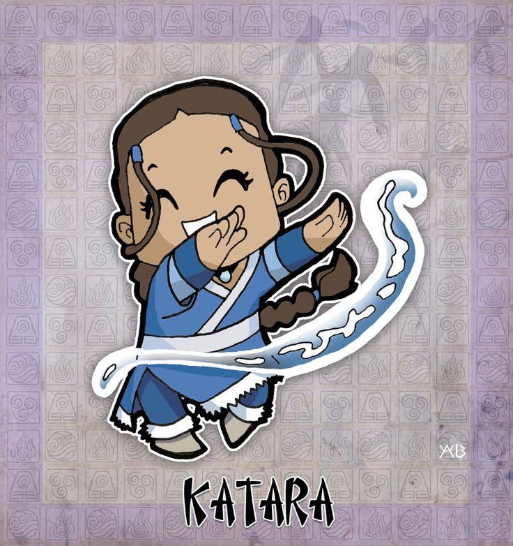 Katara by *rabidcyrus on deviantART