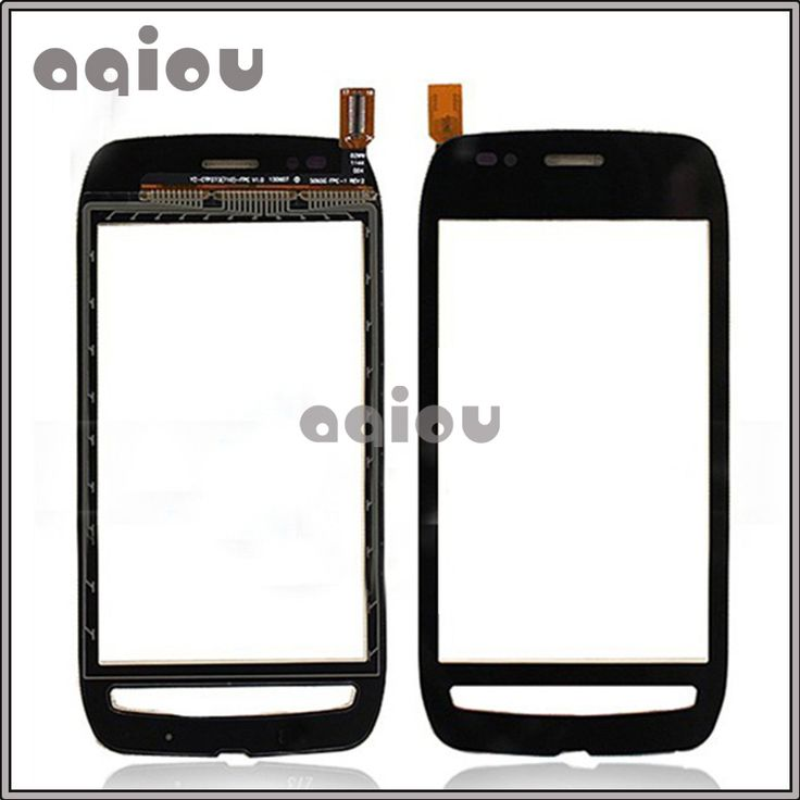 """Cheap screen digitizer, Buy Quality glass lens directly from China front glass Suppliers: 3.7"""" For Nokia Lumia N710 710 Touch Screen Digitizer Front Glass Lens Sensor Panel High Quality"""