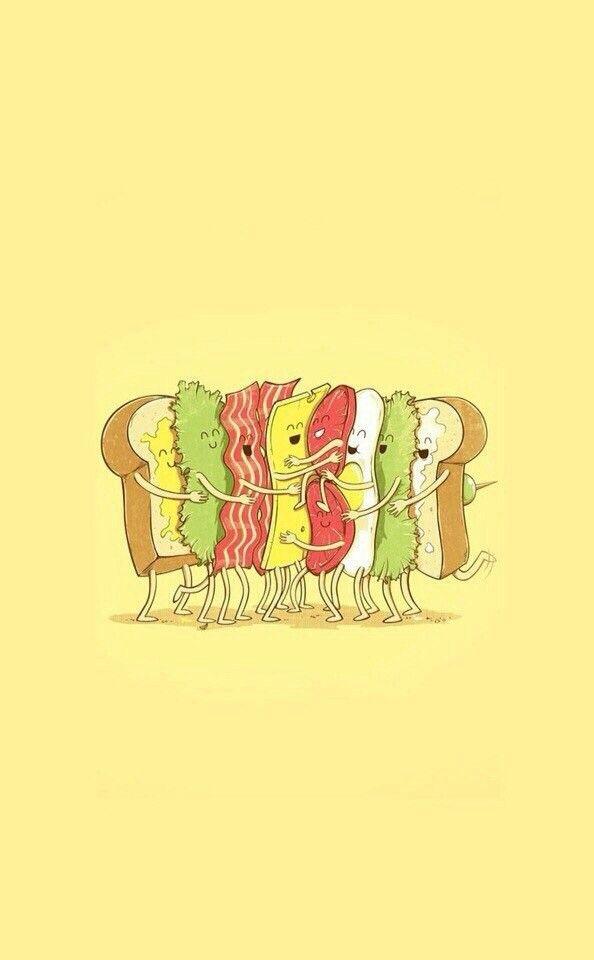 Рецепт идеального бутерброда