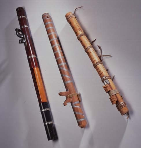 Native american instruments