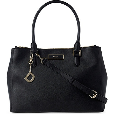 DKNY Saffiano Work two-zip shopper  £252.00