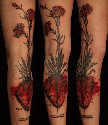 Quebec Tattoo Shops : Yanick Sasseville