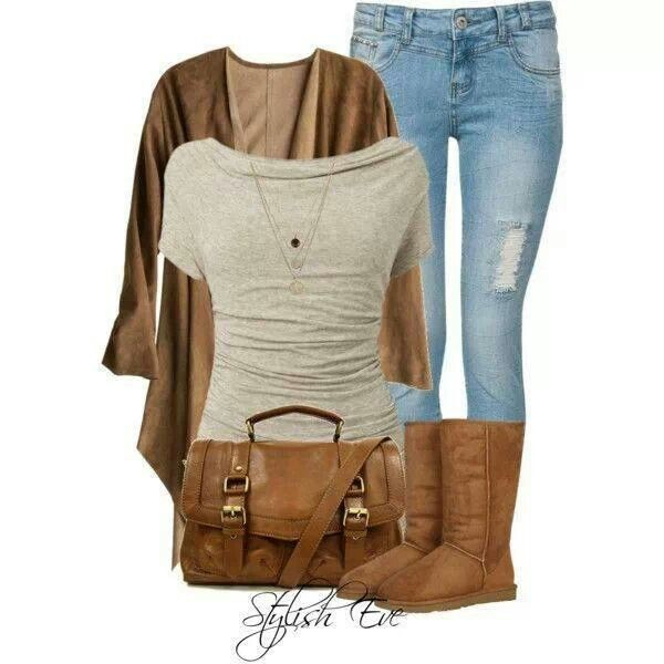 Basic outfit