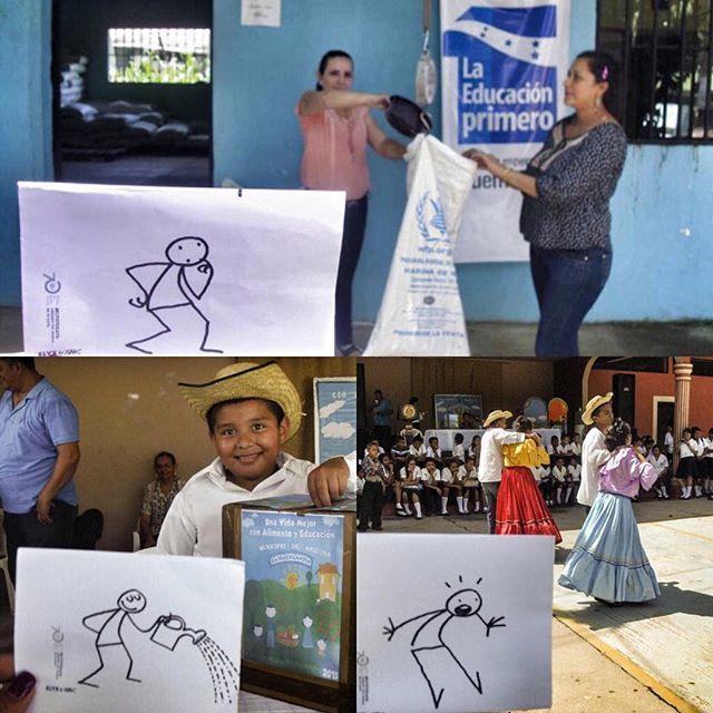 Yesterday #Elyx celebrated the Catrachilandia festival in #Honduras!  #UN70 #Elyx70Days #Elyxyak Learn More on www.Elyx70days.org !