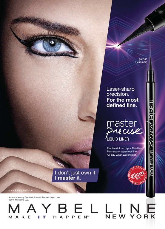 ADRIANA LIMA | MAYBELLINE NEW YORK COSMETICS ADVERTISEMENT ... Maybelline Foundation Ad