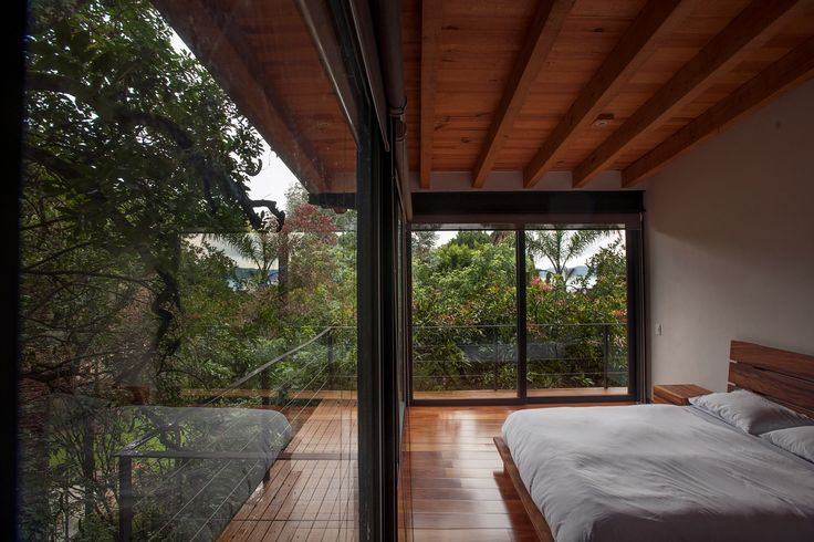 Image 6 of 42 from gallery of Chipicas Town Houses / Alejandro Sanchez Garcia Arquitectos. Photograph by Jaime Navarro Soto