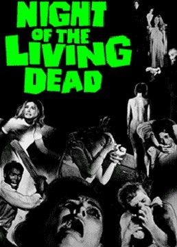 Night of the Living Dead. Can't get enough of old school horror movies. This and House on Haunted Hill (the original Vincent Price) are my tops, black and white is the best.