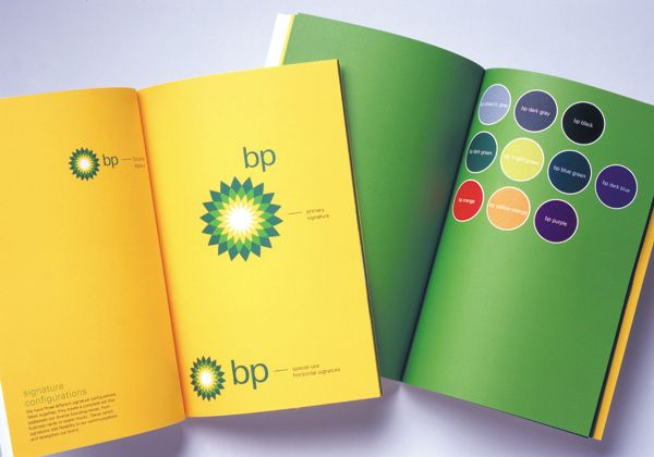 Bp Brand Look And Feel Global Launch On Behance Product Launch Brand Guidelines Creating A Brand