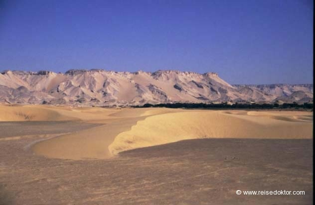 Ägypten Wüste  www.reisedoktor.com