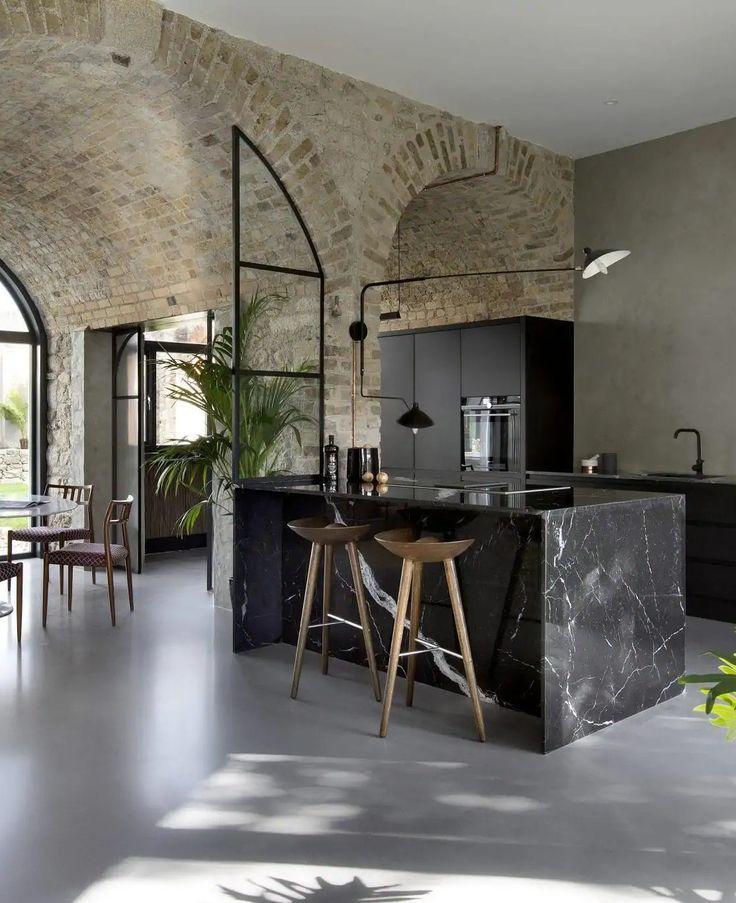 An Amazing Historic Coach House | Decoholic | Modern interior design,  Interior architecture, Interior design kitchen