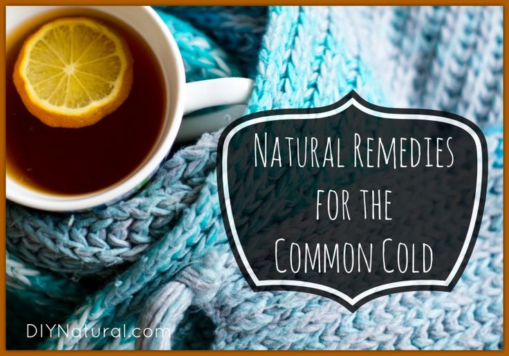 Natural Remedies for Treating the Common Cold – These common cold treatment options empower you to heal simply and naturally, helping you avoid over-the-counter medication and treat yourself naturally.