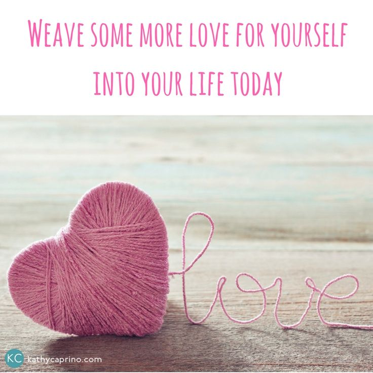 Happy Valentine's Day! Love yourself more today (and everyday)