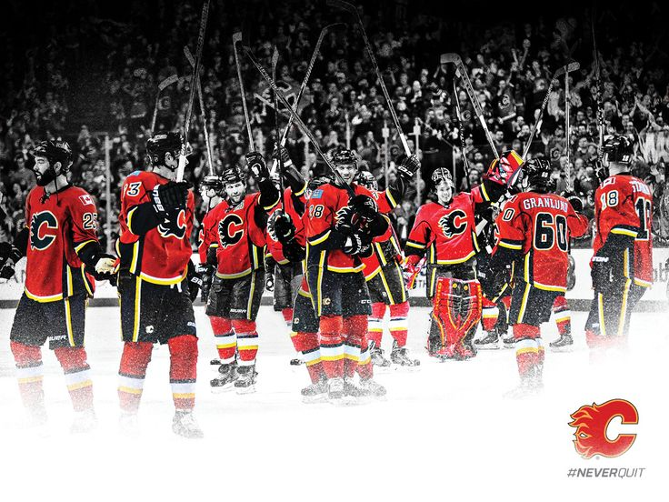 Calgary Flames 2015 Stanley Cup Playoffs