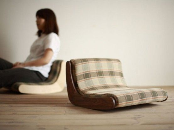 Low Japanese Furniture Style Traditions