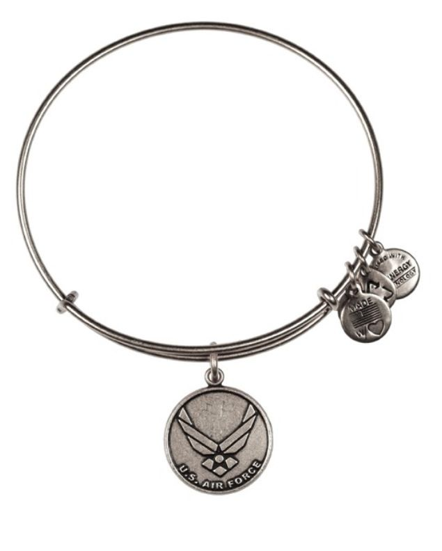 Airforce Alex And Ani Bracelet