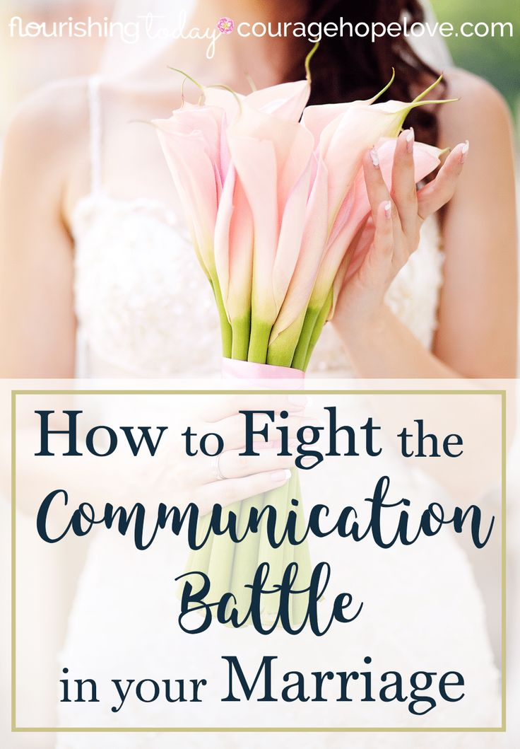 Do you seem to be in a constant battle in your marriage? Not sure what to do? Here are 3 ways to sure up your communication in marriage.