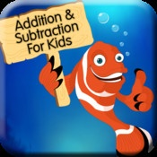 Addition & Subtraction For Kids (simple math drills with manipulatives (Gr 1-2)