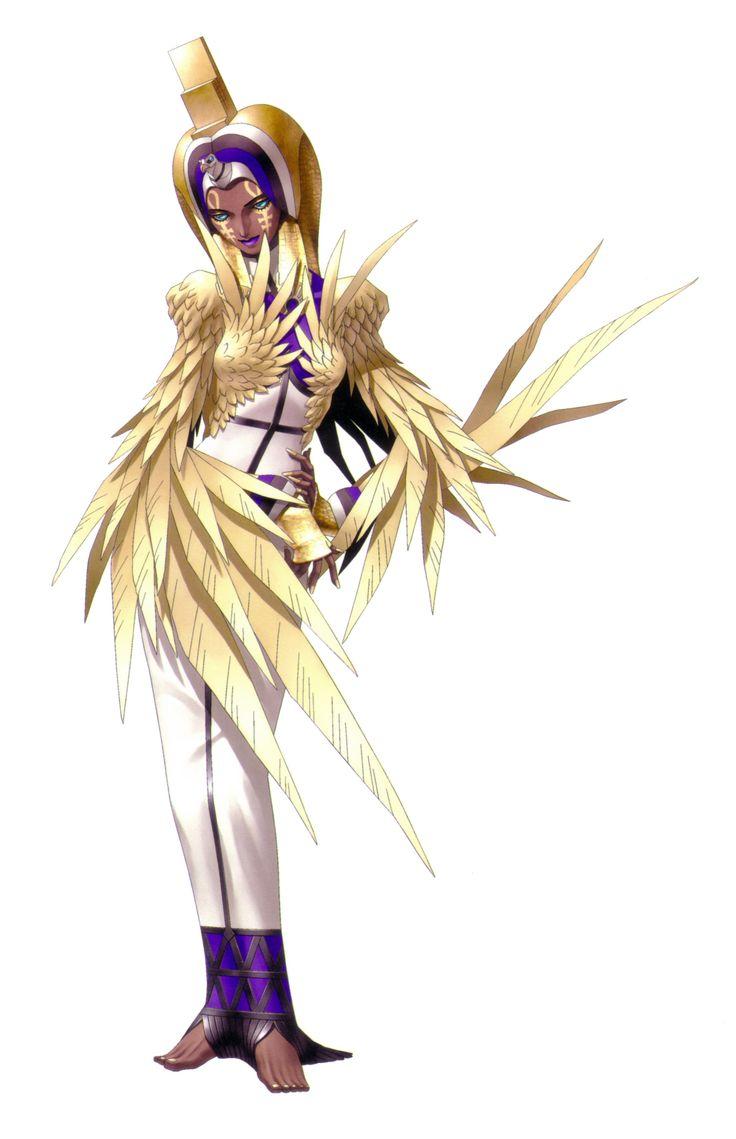 Isis - Shin Megami Tensei