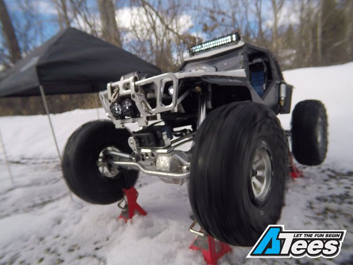Check out this list of parts to build an unbreakable Wraith! For anyone wanting to beef up their Axial Wraith, here are some tested & trustworthy parts used in my build!