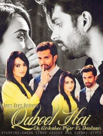 Qubool Hai 6th June 2014 Full Episode Watch online