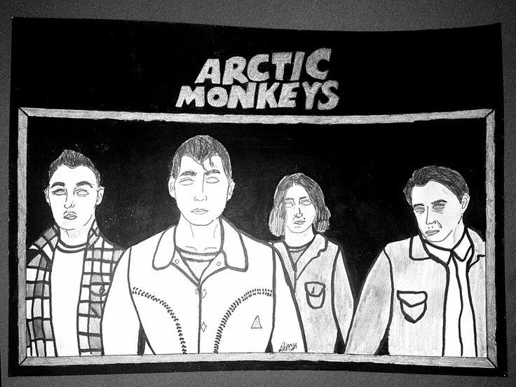 Arctic Monkeys art