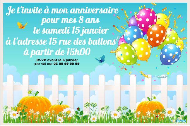 17 best images about anniversaire enfant invitation on for Sortie enfant 78