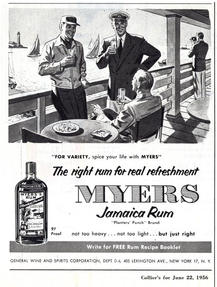 ads food drinks drinks alcohol vintage retro rum