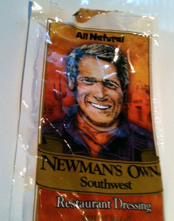 Skinny Copy Cat Of Newman's Own Southwest Dressing - will try this week. Like this stuff entirely too much.