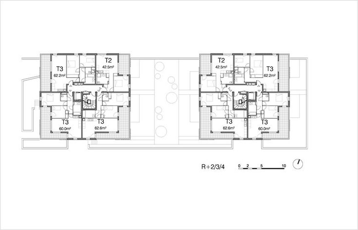 Greensquare Dwellings - Picture gallery