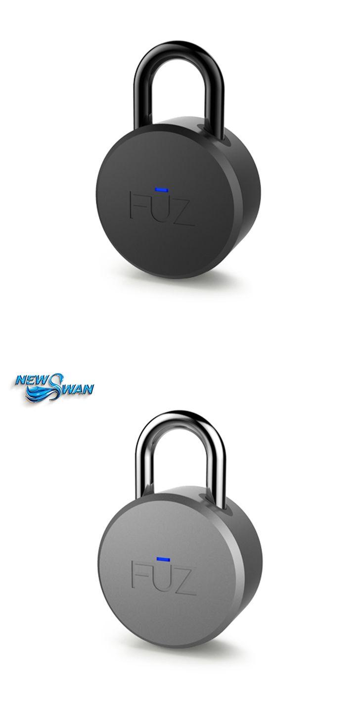 Fuz Nokia Bluetooth Smart Padlock The Phone automatically Unlocks The Keyless Smart lock key padlock types