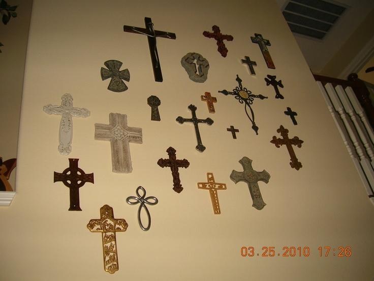 Charming Crosses Wall Art Contemporary - Wall Art Design ...