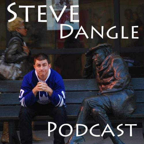 The Steve Dangle Podcast - September 4, 2013 - Leafs Twitter Wars