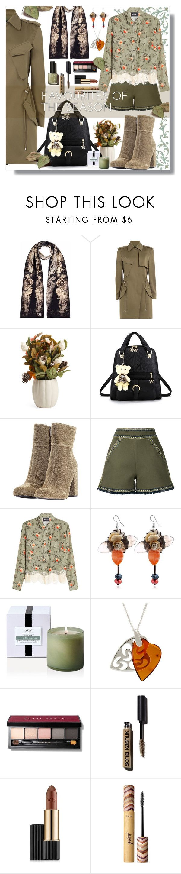 """""""Untitled #107"""" by shewalksinsilence ❤ liked on Polyvore featuring Louise Coleman, Alexander Wang, Talitha, The Kooples, LAFCO, Be-Jewelled, Bobbi Brown Cosmetics, Sonia Kashuk, Estée Lauder and tarte"""