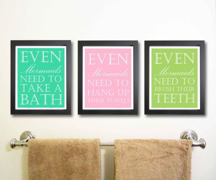 Pic Of  Wall Decorating Ideas For Your Bathroom
