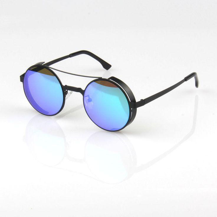 $13.80 (Buy here: https://alitems.com/g/1e8d114494ebda23ff8b16525dc3e8/?i=5&ulp=https%3A%2F%2Fwww.aliexpress.com%2Fitem%2F2015-Round-Small-Sunglasses-for-Women-and-Men-Colored-Lenses-UV400-Sunglasses%2F32311465269.html ) 2017 Round Small Sunglasses for Women and Men Colored Lenses UV400 Sunglasses for just $13.80
