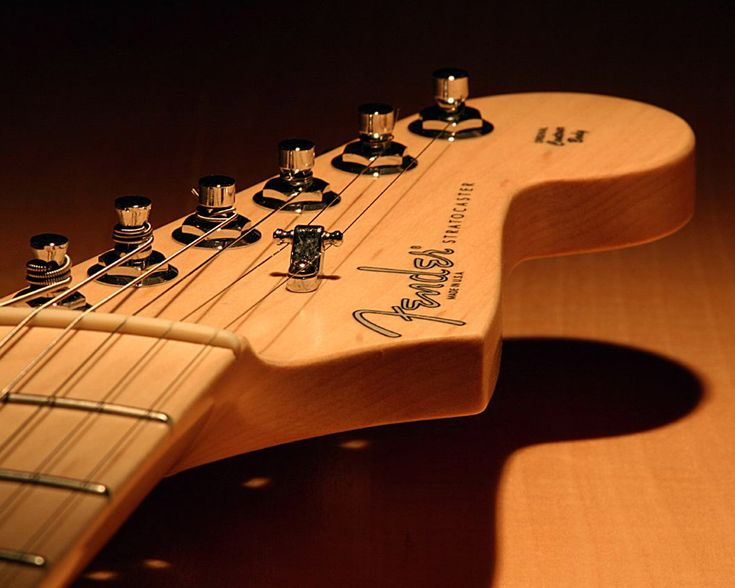 Guitar Wallpaper - Fender Stratocaster Headstock - 1280x1024 ♫ Great Guitar Sound