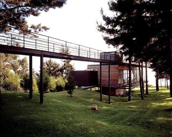 Casa deslumbrante no Chile - Casa Reutter ~ ARQUITETANDO IDEIAS