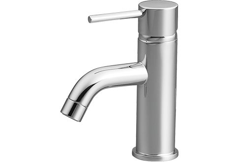 Methven Minimalist Basin Mixer - Futura is streamlined with state-of-the-art features. Stunning performance on unequal pressure and mains systems, one touch levers for easy temperature and water pressure makes this one of Methven's most popular collections. Available at Pecks Plumbing Plus!