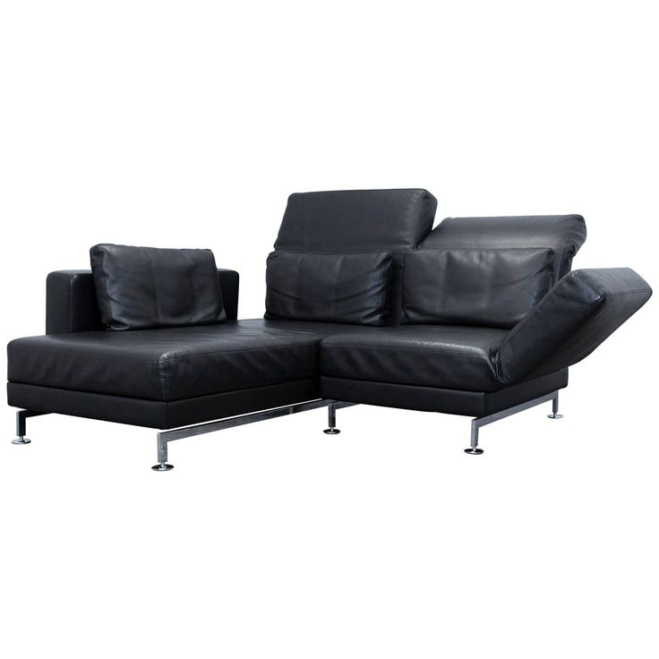 Sofa modern leder  The 25+ best Leather corner sofa ideas on Pinterest | M&s leather ...