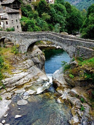 Pontboset, Valle d'Aosta, Italy