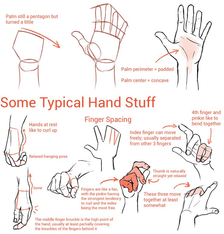 """suzannart: """" I'm not an expert but I like hands a lot so hopefully some of t…"""