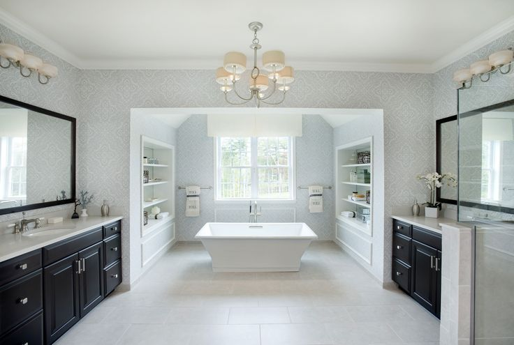 Bathroom Photos Toll Brothers Preserve At Canton, Ma | Bathrooms In 2019