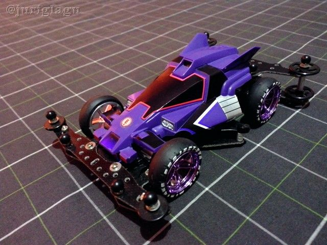 Tamiya 94708 - Dash-X1 Proto Emperor (VS Progress)