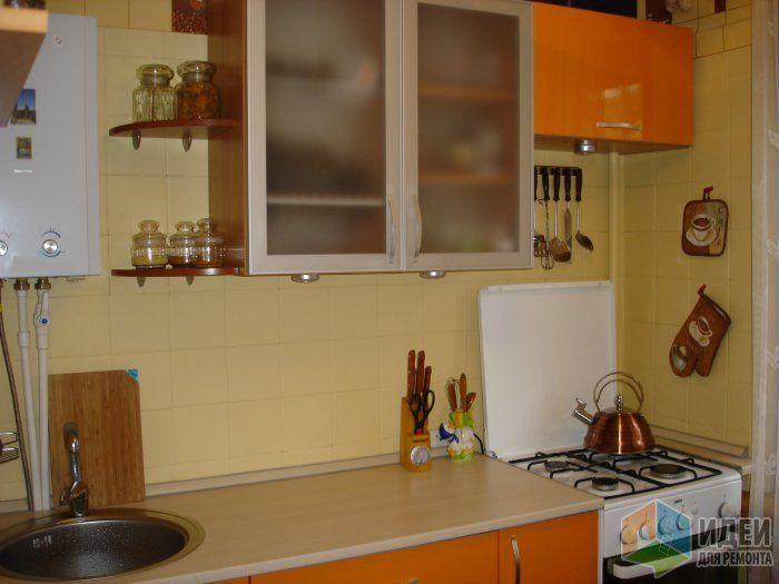 Супер-мега бюджетный ремонт кухни.